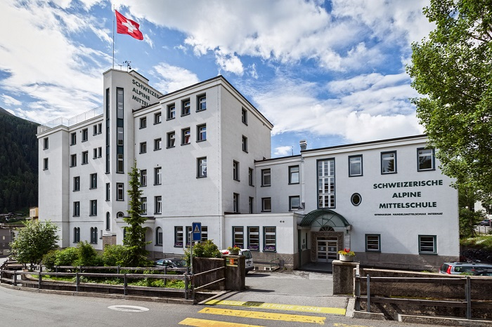 GR - Schweizerische Alpine Mittelschule Davos