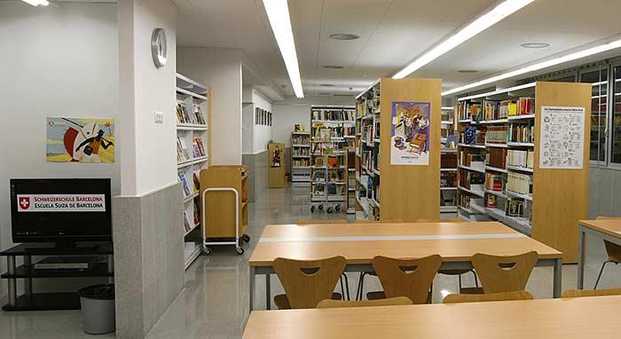 Spanien - Schweizerschule Barcelona