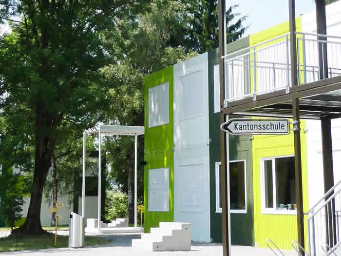 ZH - Kantonsschule Uster