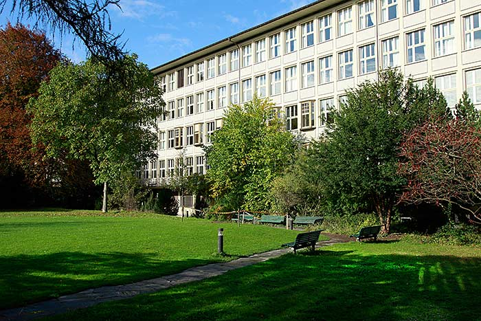 ZH - Kantonsschule Hottingen