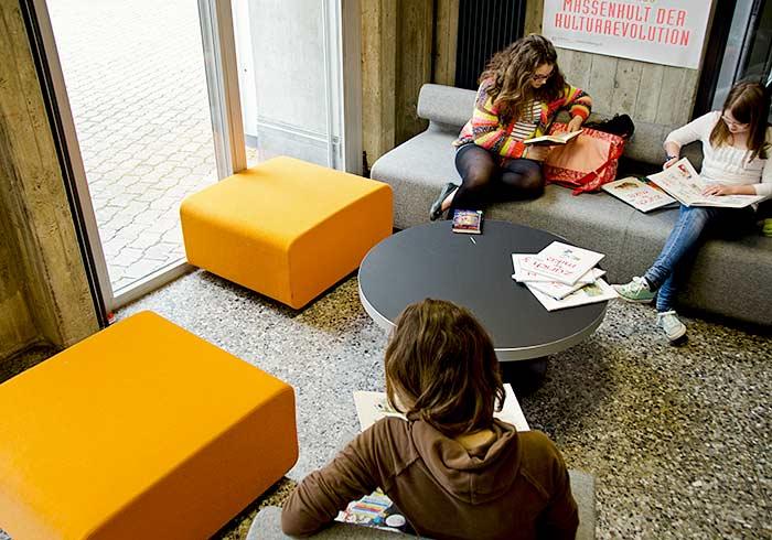 ZH - Literargymnasium Rämibühl